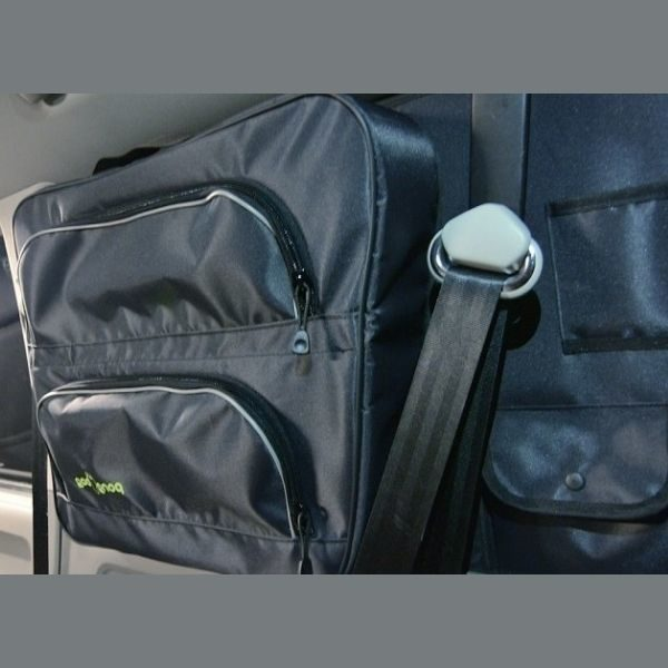 Packtasche anthrazit | VW T5 T6 Caravelle | Lazy Camping